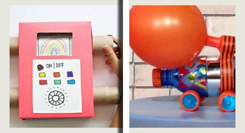 Giochi Per Bambini Fai Da Te Più Di 20 Idee Assolutamente Da