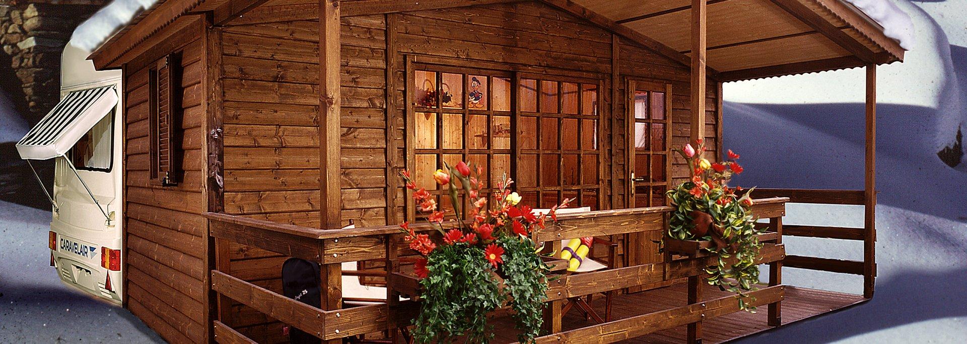 Le mini case trasportabili davvero meravigliose for Mini case interni